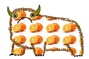 Alot of Orange
